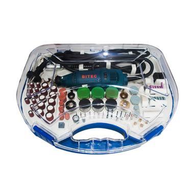 Bitec SGM3000 Mini Die Grinder Elektrik Set [80 Pcs + Box]