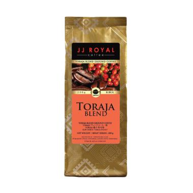 JJ Royal Toraja Blend Ground Bag [200 gr]