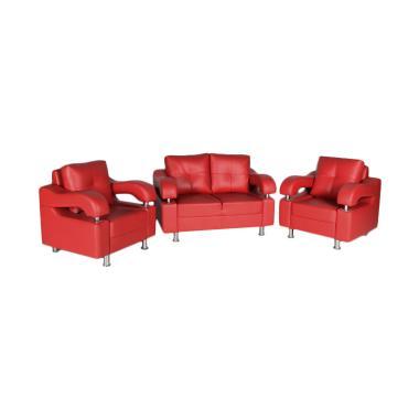 FCENTER Michelia 211 Set Sofa [Pulau Jawa*)