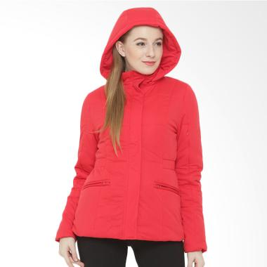 COLDWEAR 16087 Winter Padded Jacket Wanita - Red