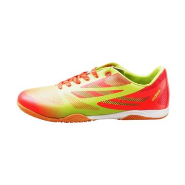 Ardiles Men 818 Futsal Shoes - Red Green