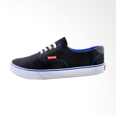 Ardiles Men Maldives Sneakers Shoes Sepatu Pria - Black Blue