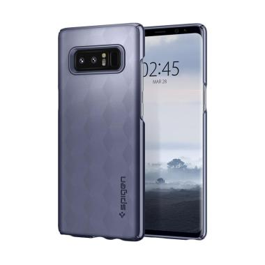 Spigen Thin Fit Casing for Samsung  ...  Orchid Gray [587CS22052]