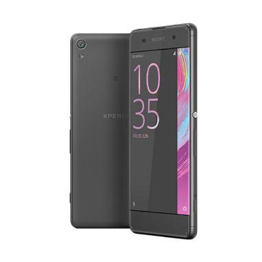 SONY Xperia XA Dual Smartphone - Black [16GB/ 2GB]