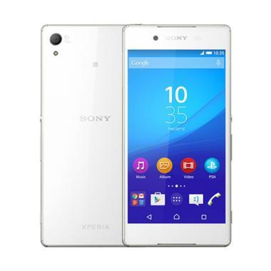 SONY Xperia Z3+ Plus Smartphone - White [32GB/ 3GB]
