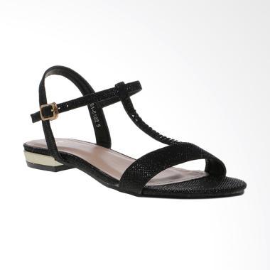 Bata 5616402 Sepatu Sarai - Black