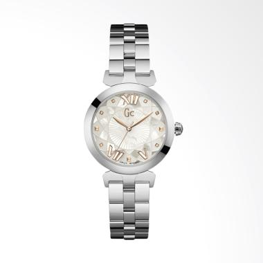 Guess Collection GC Y19001L1 Stainl ... am Tangan Wanita - Silver