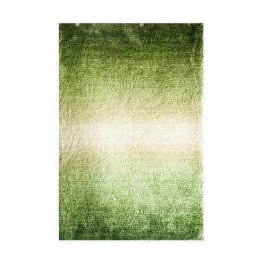 Vision CRY 18 Soft Shaggy Blading Karpet - Green [110 x 160 cm]
