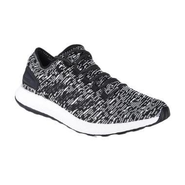 adidas Men Running Pureboost Shoes Sepatu Lari Pria (S81995)