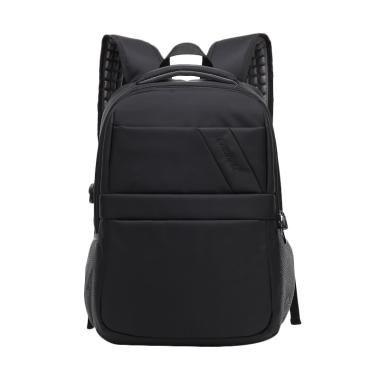 COOLBELL CB-2669 Laptop Backpack wi ... ng Port 15.6 Inch - Black