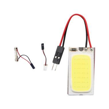JMS COB 21 SMD Lampu LED Mobil/Kabin/Plafon - White