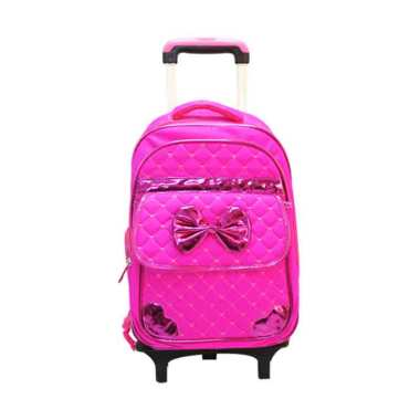 Shine Accessories TR1157 Ransel Roda Pima Love Pita Tas Anak - Pink
