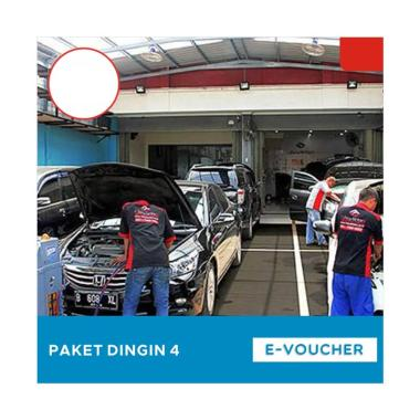 Rotary Bintaro Paket Dingin 4 E-Voucher