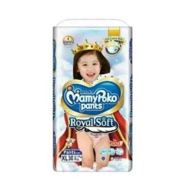 MamyPoko Pants Royal Soft Girls Ukuran (XL/30)