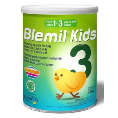 Blemil Kids 3 400g - Susu Formula 1 - 3 tahun