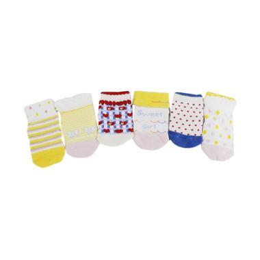 Happy Baby Summer Box Kaos Kaki Bayi [6-12 bulan]