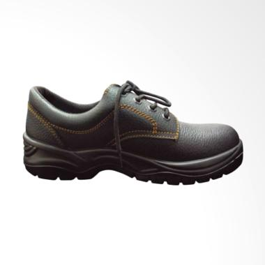 Krisbow Safety Shoes Hercules Sepatu Boots [4 Inch]