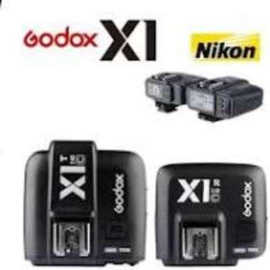 TRIGER GODOX X1T NIKON