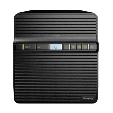 Synology DS418j DiskStation NAS Server External Storage [4 Bay]