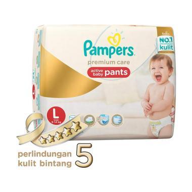 Pampers Popok Celana L-24 Premium Care. Rp 150.000 · Pampers ...