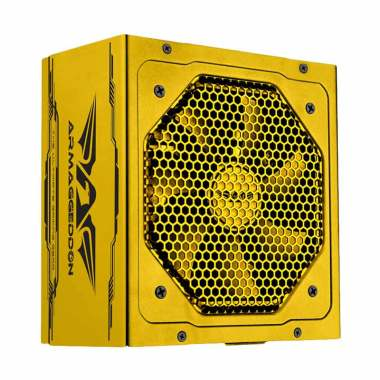 Armaggeddon Voltron PRO225X Power Supply - Yellow