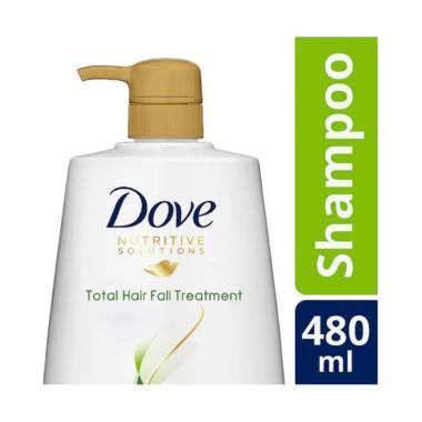 Dove Hair Fall Treatment Shampoo [480 mL]