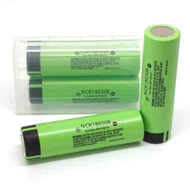 harga Baterai Panasonic NCR18650B 3400mAh Li-ion Battery 18650 3.7V Lithium (Kode 002)) multicolor Blibli.com
