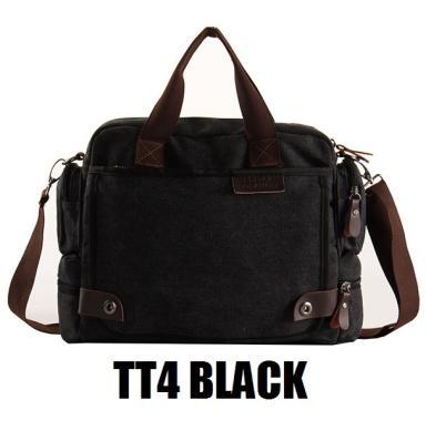 Martinversa Tas Travel Laptop 14 In ... empang Pria - Black [TT4]