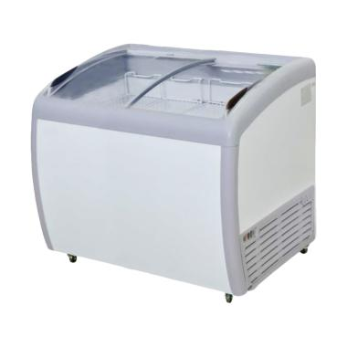GEA GETRA SD-260BY Sliding Curve Glass Freezer