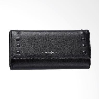 Aamour Charm Magical Women Wallet Dompet Wanita - Black