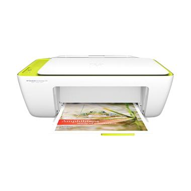 HP Deskjet 2135 Printer - White [All-In-One Printer]