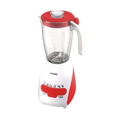 Philips - HR-2115 Blender Plastik 350W Tango 2L Merah Red