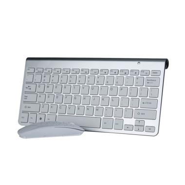 G-Holic USB Dongle Wireless Combo Keyboard and Mouse
