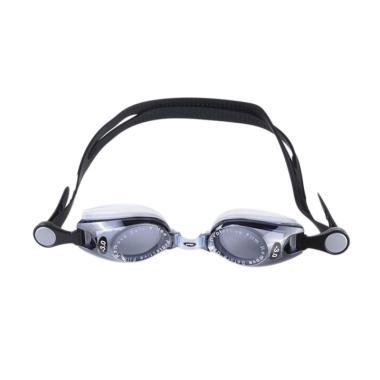 OPELON Kacamata Renang Optik Dewasa - Hitam [FG.5511.S5AO.BL]