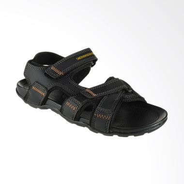 Bata Pante Men Sandal Pria - Black [8616006]