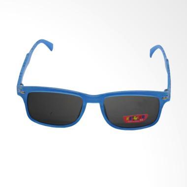 KUKUK Motif AC2A1- KCM-AC2A1 Kacamata Wanita - Biru Muda