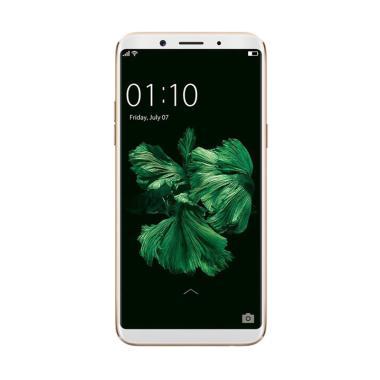 OPPO F5 Smartphone - Gold [64GB/ 6GB]