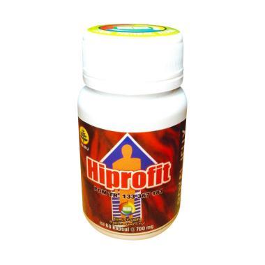 Nurusyifa Hiprofit Peninggi Badan Obat Herbal [60 Kapsul]