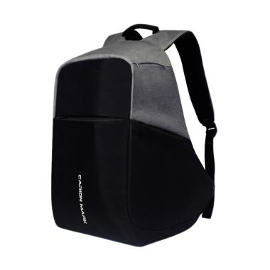 Carion Anti Theft Laptop Smart Backpack - Grey Black [0710024]