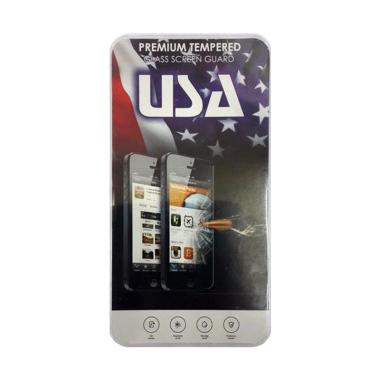 USA Tempered Glass Screen Protector for iPhone 6 Plus