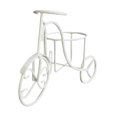 Rak Unik Bentuk Sepeda Rak Pot Bunga