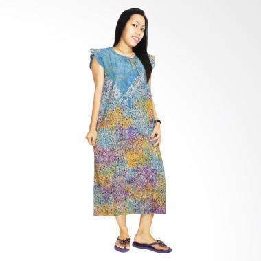 Batik Alhadi RDT006-05B Daster Yuke ... Cap Pekalongan Baju Tidur