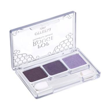Emina Pop Rouge Pressed Eye Shadow - Purple