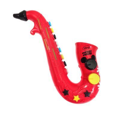 Disney Mickey Mouse Saxophone Mainan Anak