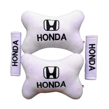 harga Indonesia Motor Motif Honda Set Aksesoris Interior Mobil - White Blibli.com