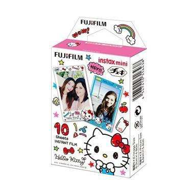 Fujifilm Paper Film Instax Mini Hello Kitty jpckemang