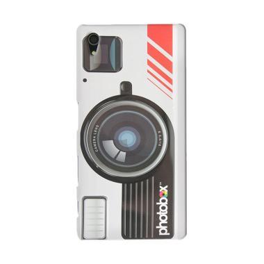 Premiumcaseid Retro Photobox Camera ... Casing for Sony Xperia Z5