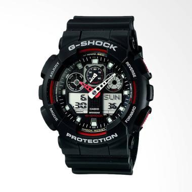 G-SHOCK Casio Rubber Strap Analog Digital Jam Tangan. 07b7267b0d