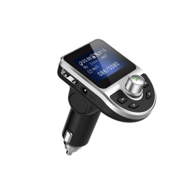 Tokuniku BT39 Bluetooth V4.1 MP3 Music Player Car Kit FM Transmitter