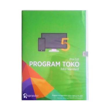 Inspirasibiz Program Toko IPOS 5.0 Edisi Standard Software